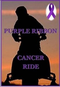 Purple Ribbon Ride